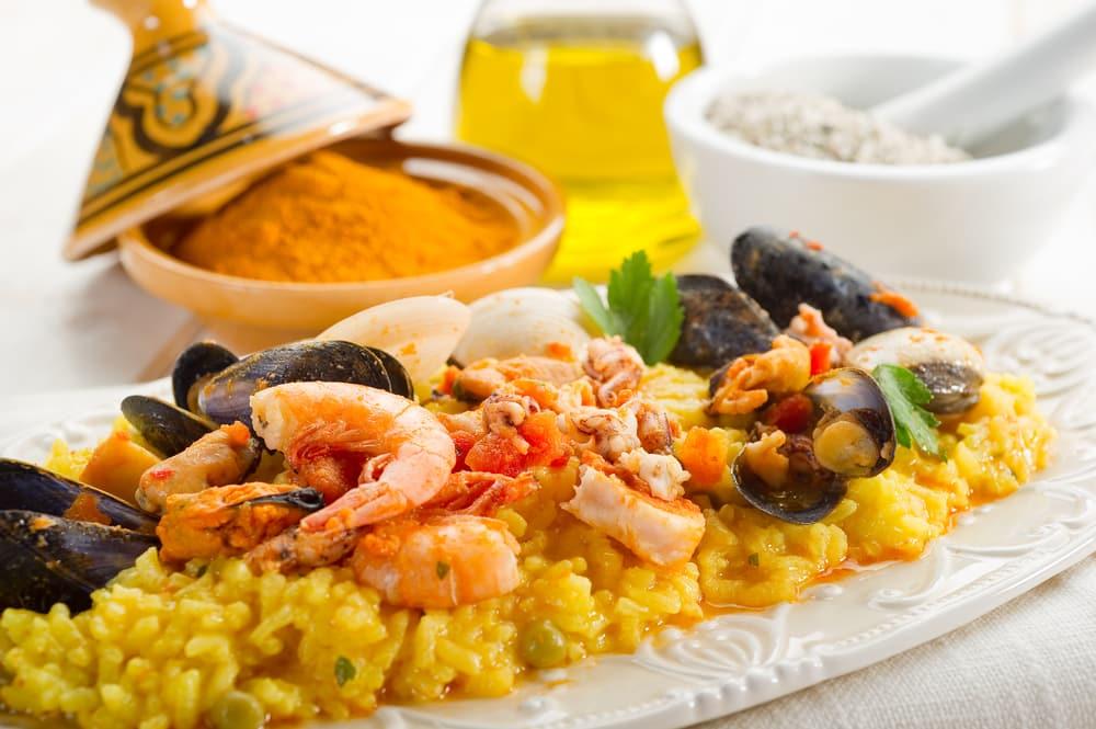 испания еда